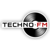 Logo de la radio Techno.FM