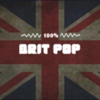 Logo of radio station 100FM - Britpop