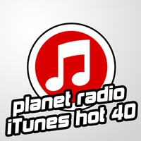 Logo de la radio Planet Radio iTunes Hot 40