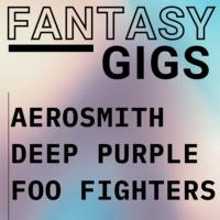 Logo of radio station Fantasy Gigs Rock Live