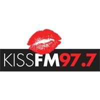 Logo of radio station Kiss FM 97.7