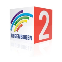 Logo of radio station REGENBOGEN 2