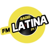 Logo of radio station Fm Latina Chile 89.1