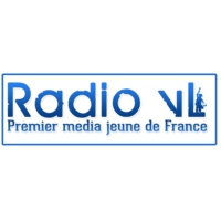 Logo of radio station Radio VL