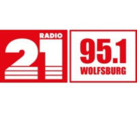 Logo of radio station RADIO 21 - Wolfsburg