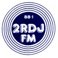 Logo de la radio 2RDJ