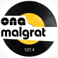 Logo of radio station Ona Malgrat