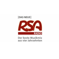 Logo of radio station RSA Radio