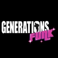 Logo of radio station Generations - Funk