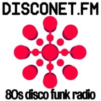 Logo de la radio DISCONET.FM
