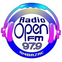 Logo of radio station Radio Open FM