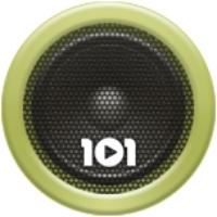 Logo de la radio 101.ru - Blues