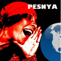 Logo de la radio PESNYA