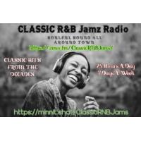 Logo of radio station Classic R&B JAMZ RADIO