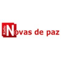 Logo of radio station Novas De Paz