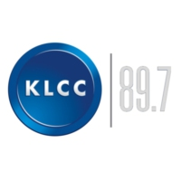 Logo of radio station KLCC 89.7