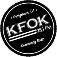 Logo de la radio KFOK 95.1 FM
