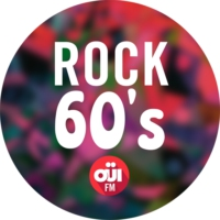 Logo de la radio OUI FM Rock 60's