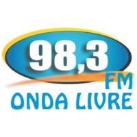 Logo of radio station Radio Onda Livre 98.3