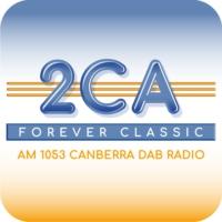 Logo de la radio 2CA Canberra