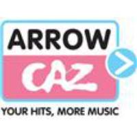 Logo of radio station Arrow Caz!