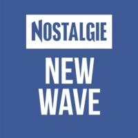 Logo of radio station NOSTALGIE New Wave