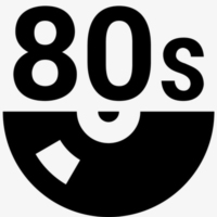 Logo of radio station Hits 80's Webradio