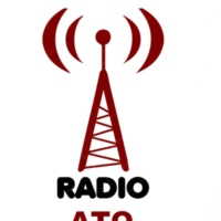 Logo of radio station ato radio