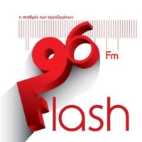 Logo of radio station Flash 96.1 FM