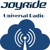 Logo of radio station JoyRide Universal Radio