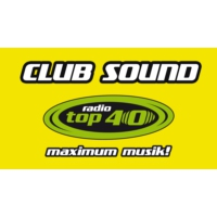 Logo of radio station Radio TOP 40 Club Sound