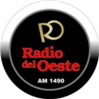 Logo de la radio Radio Del Oeste 1490 AM