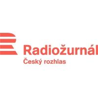 Logo de la radio Český rozhlas Radiožurnál