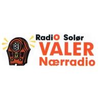 Logo of radio station Våler Nærradio