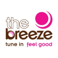 Logo of radio station The Breeze South Devon