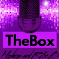 Logo of radio station The Box Fm 98.6