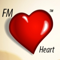 Logo of radio station FM Heart
