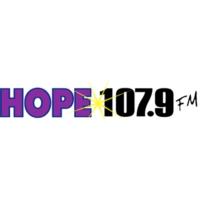 Logo de la radio KHPE Hope 107.9