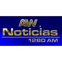 Logo of radio station AW 1280 Noticias