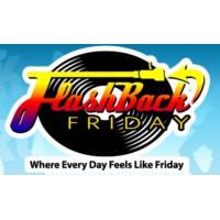 Logo of radio station Flashback Friday