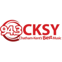 Logo of radio station CKSY 94.3