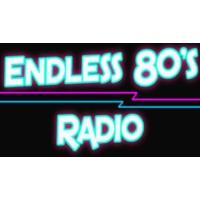 Logo of radio station Endless 80s Radio