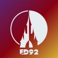 Logo de la radio ED92Radio