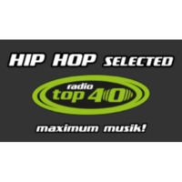 Logo of radio station radio TOP 40 Hip Hop Selected