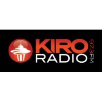 Logo of radio station KIRO Radio 97.3 FM