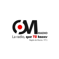 Logo of radio station OM RADIO