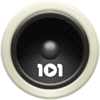 Logo de la radio 101.ru - Jazz