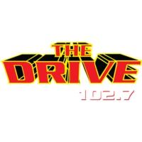 Logo de la radio KCNA 102.7 The Drive