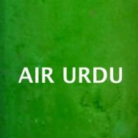 Logo de la radio AIR Urdu