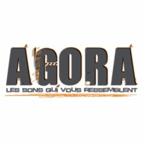 Logo de la radio Agora FM Montpellier